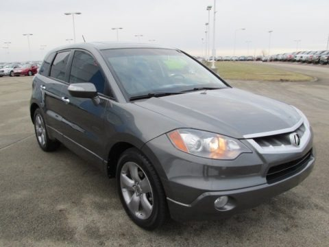 2008 Acura RDX Technology Data, Info and Specs