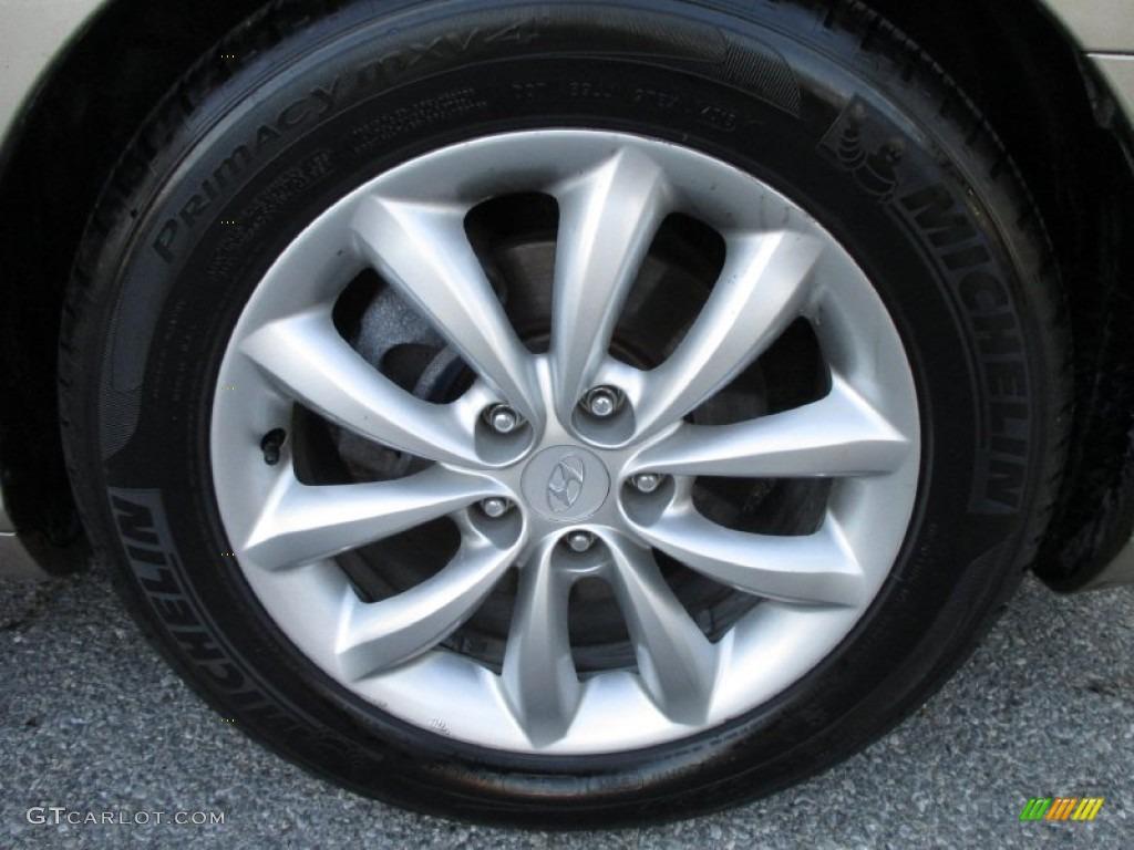 2007 Hyundai Azera Limited Wheel Photos Gtcarlot Com