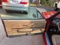 1968 Ford Mustang Saddle Interior Door Panel Photo
