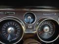 1968 Ford Mustang Saddle Interior Gauges Photo