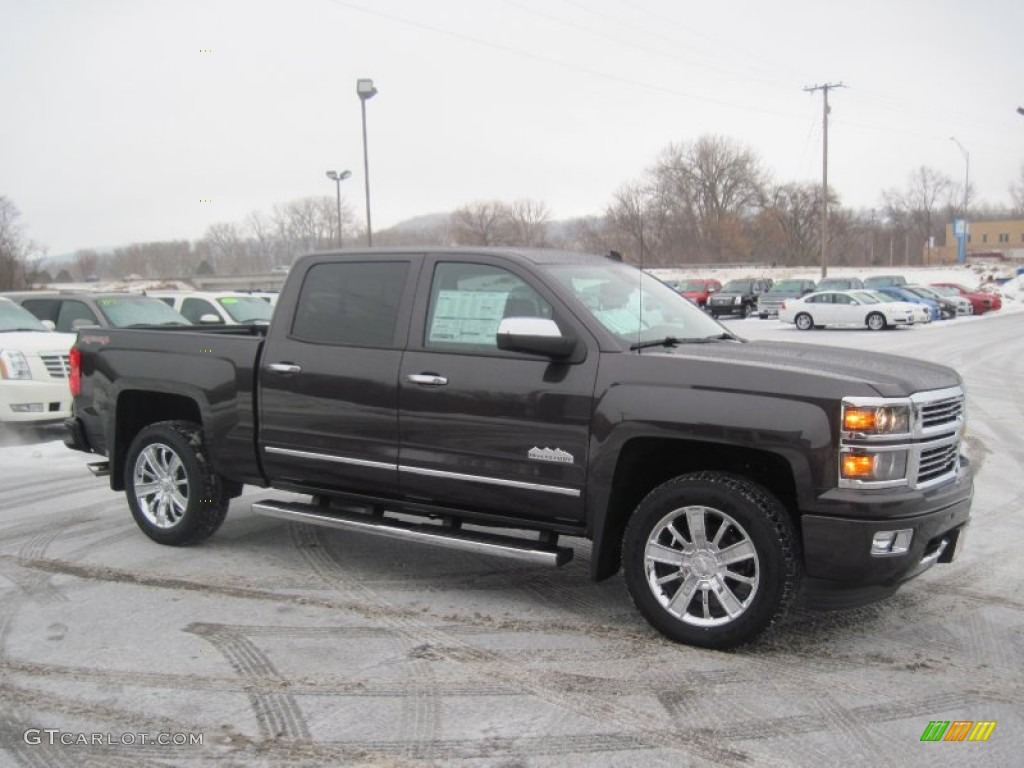 2016 Chevrolet Silverado 1500 Double Cab >> Tungsten Metallic 2014 Chevrolet Silverado 1500 High ...