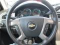 2012 Summit White Chevrolet Silverado 1500 LTZ Crew Cab 4x4  photo #9