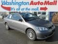 Magnesium Metallic 2005 Honda Civic EX Coupe
