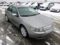 2008 Vapor Silver Metallic Lincoln MKZ AWD Sedan  photo #4