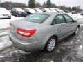 2008 Vapor Silver Metallic Lincoln MKZ AWD Sedan  photo #6