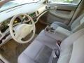 Neutral Beige 2005 Chevrolet Impala Interiors