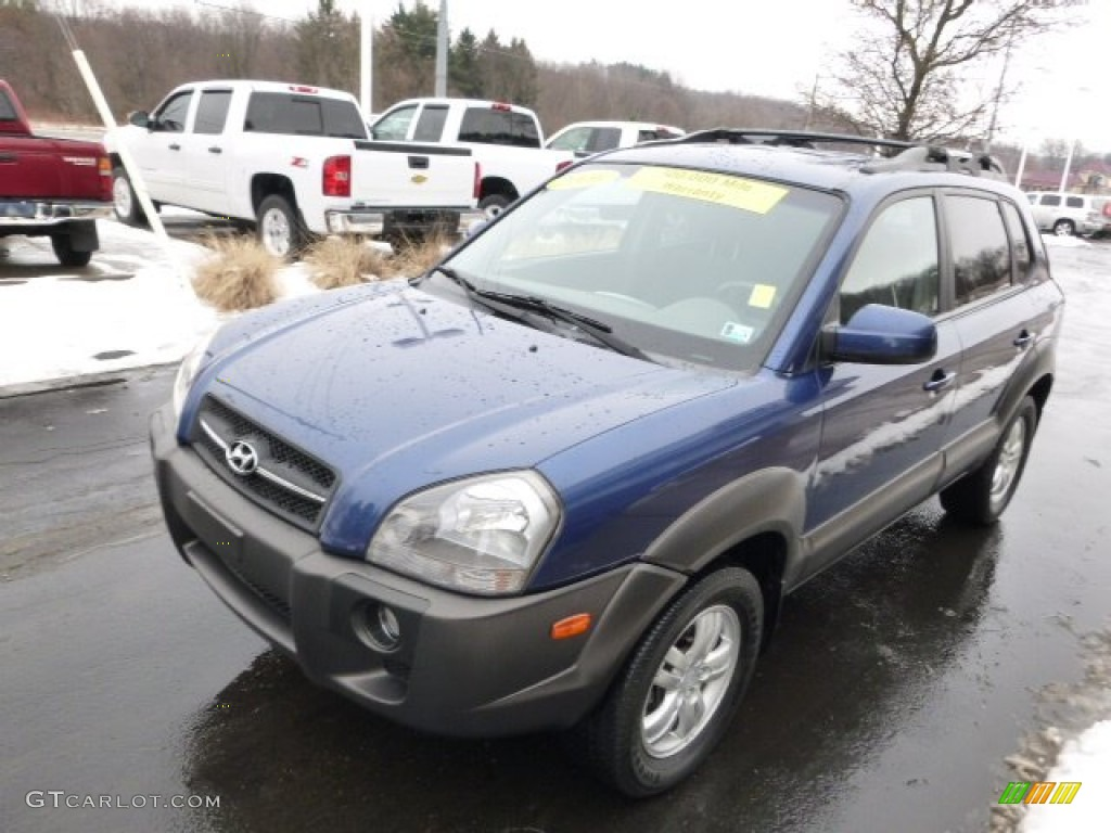 2006 hyundai tucson gls v6 4x4 exterior photos. Black Bedroom Furniture Sets. Home Design Ideas