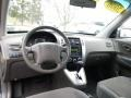 Gray 2006 Hyundai Tucson Interiors