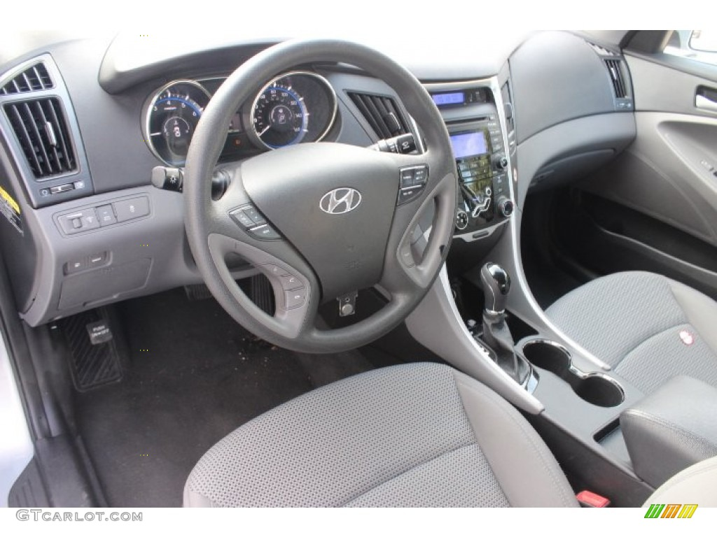 2012 Hyundai Sonata Gls Interior Color Photos