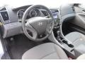Gray 2012 Hyundai Sonata Interiors