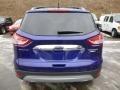 2014 Deep Impact Blue Ford Escape Titanium 2.0L EcoBoost 4WD  photo #3