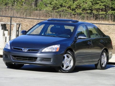 2006 honda accord hybrid sedan data info and specs. Black Bedroom Furniture Sets. Home Design Ideas