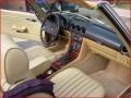 Champagne Metallic - SL Class 380 SL Roadster Photo No. 13