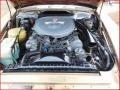 1981 SL Class 380 SL Roadster 3.8 Liter SOHC 16-Valve V8 Engine