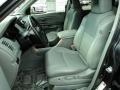 2005 Honda Pilot Gray Interior Front Seat Photo