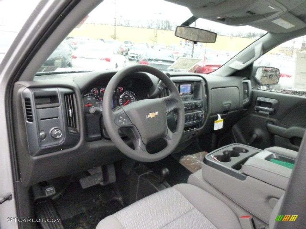 2017 Chevrolet Silverado 1500 Wt >> Jet Black/Dark Ash Interior 2014 Chevrolet Silverado 1500 ...