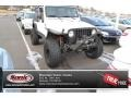 Stone White 2005 Jeep Wrangler Gallery