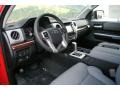 2014 Radiant Red Toyota Tundra Limited Crewmax 4x4  photo #5