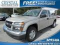 Silver Birch Metallic 2004 Chevrolet Colorado LS Extended Cab