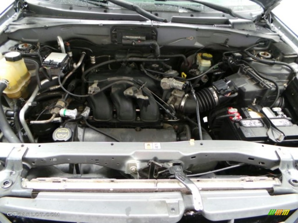 service manual  repair 2003 mazda tribute engines