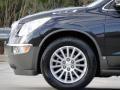 2009 Carbon Black Metallic Buick Enclave CXL  photo #36