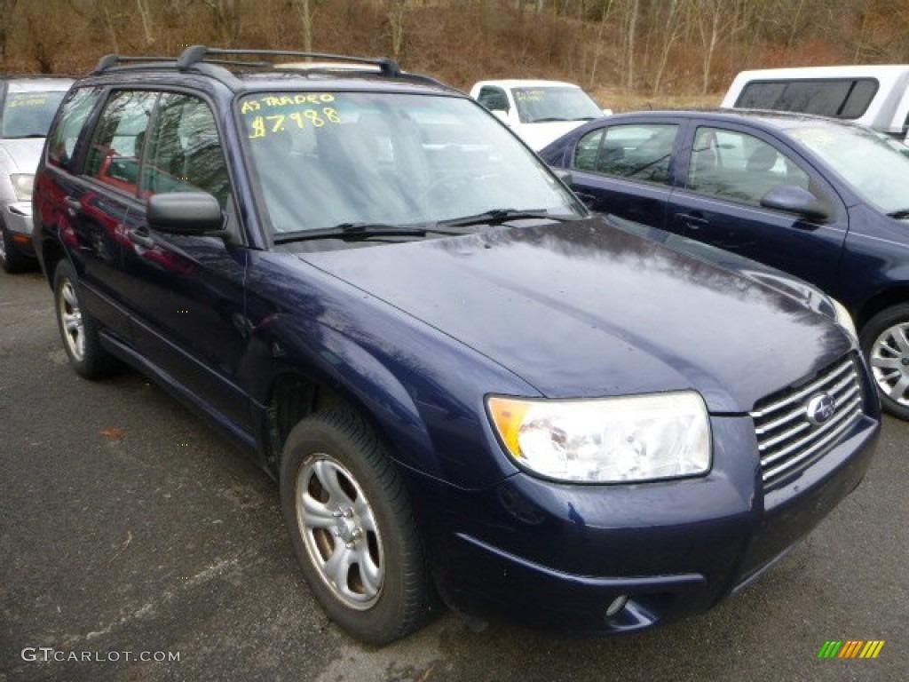 2006 Subaru Forester 2 5 X Exterior Photos