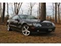 2005 Black Mercedes-Benz SL 500 Roadster #89637266
