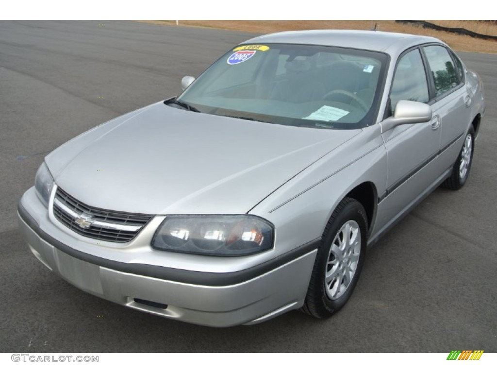 2005 Chevrolet Impala Standard Impala Model Exterior Photos