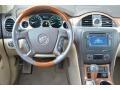 2009 White Opal Buick Enclave CXL AWD  photo #21