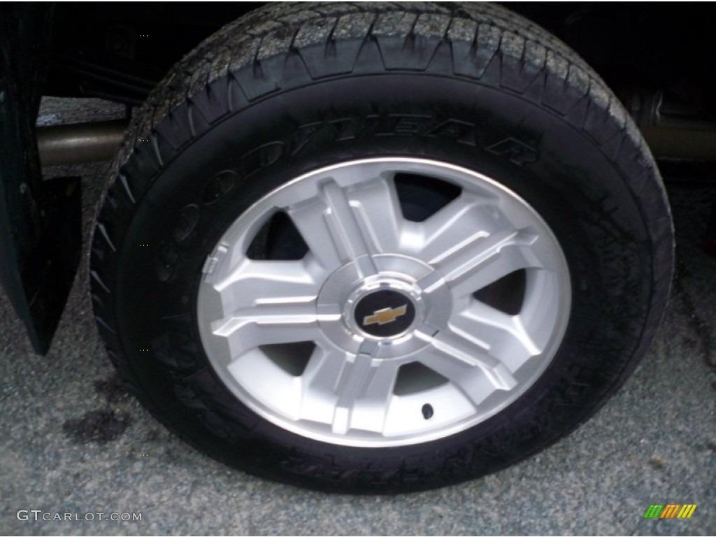 2013 Silverado 1500 LTZ Extended Cab 4x4 - Deep Ruby Metallic / Light Cashmere/Dark Cashmere photo #11