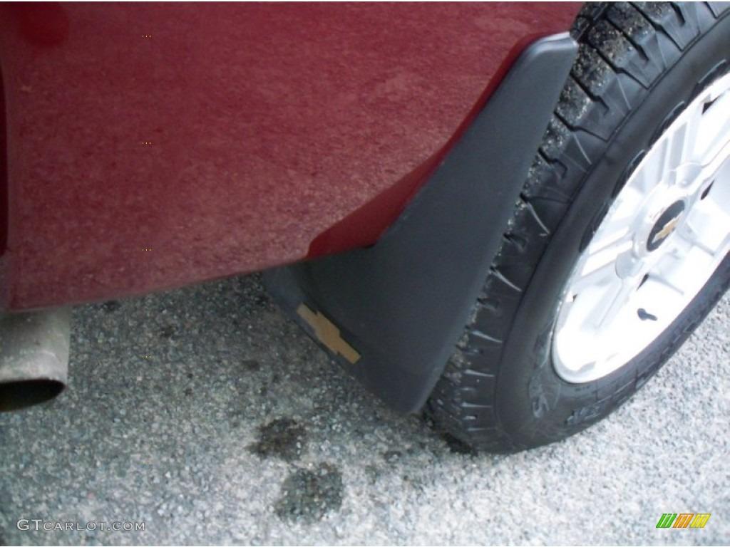 2013 Silverado 1500 LTZ Extended Cab 4x4 - Deep Ruby Metallic / Light Cashmere/Dark Cashmere photo #12