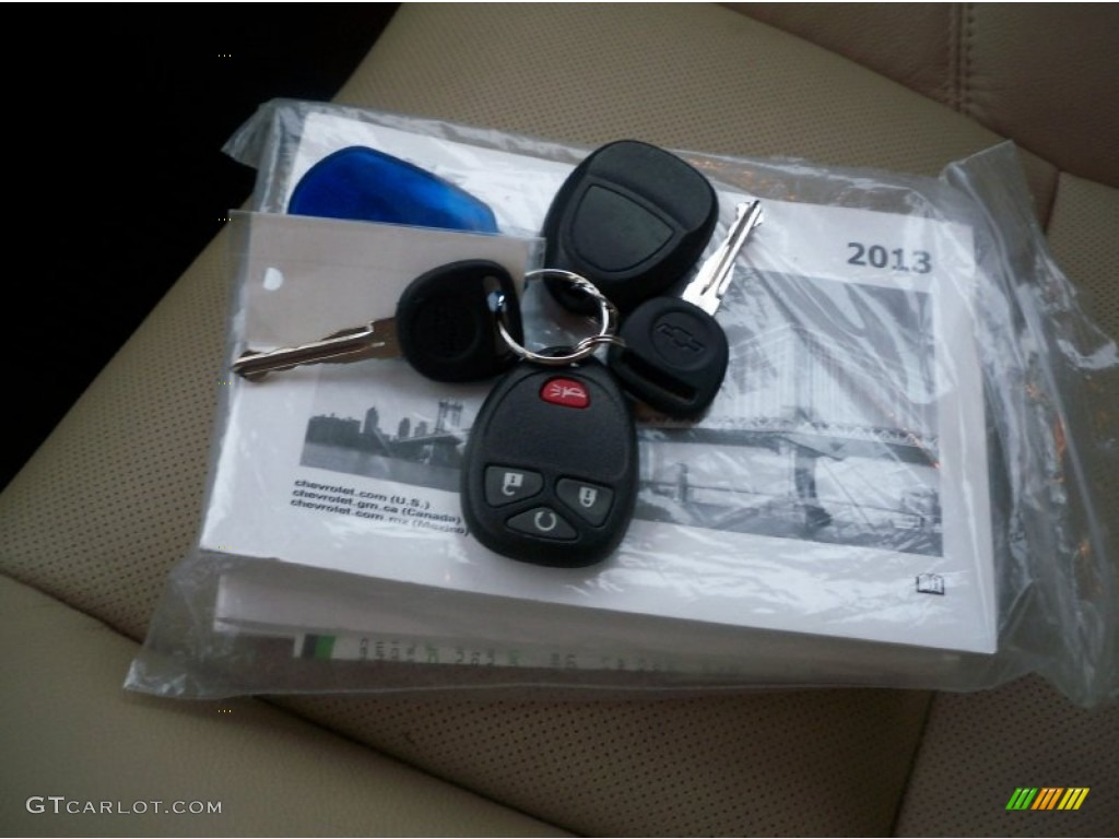 2013 Silverado 1500 LTZ Extended Cab 4x4 - Deep Ruby Metallic / Light Cashmere/Dark Cashmere photo #35