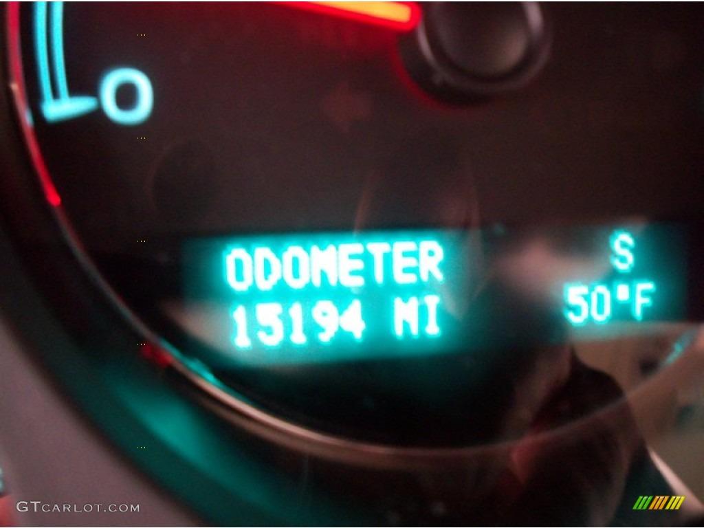 2013 Silverado 1500 LTZ Extended Cab 4x4 - Deep Ruby Metallic / Light Cashmere/Dark Cashmere photo #42