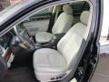 Light Stone Front Seat Photo for 2008 Lincoln MKZ #89659305