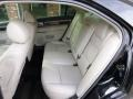 Light Stone Rear Seat Photo for 2008 Lincoln MKZ #89659347
