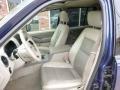 2006 Ford Explorer Stone Interior Front Seat Photo