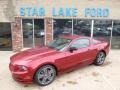 2014 Ruby Red Ford Mustang V6 Premium Coupe #89637332