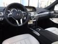 Porcelain/Black 2014 Mercedes-Benz E Interiors
