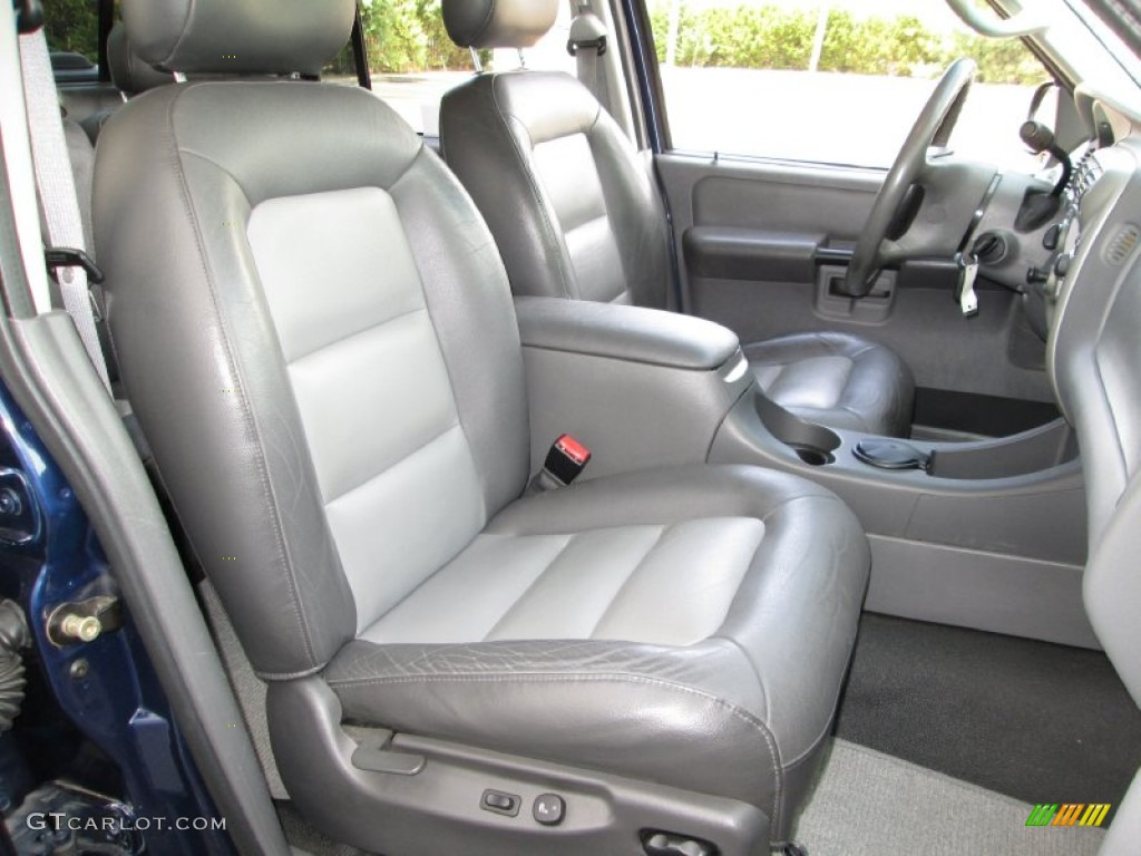 2004 dark blue pearl metallic ford explorer sport trac xlt - Ford explorer sport trac interior ...