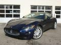 Blu Oceano (Blue Metallic) 2012 Maserati GranTurismo S Automatic