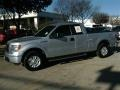 Ingot Silver Metallic - F150 STX SuperCab Photo No. 6