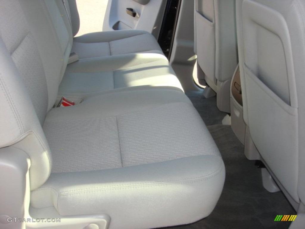 2012 Silverado 1500 LT Crew Cab 4x4 - Imperial Blue Metallic / Light Titanium/Dark Titanium photo #13