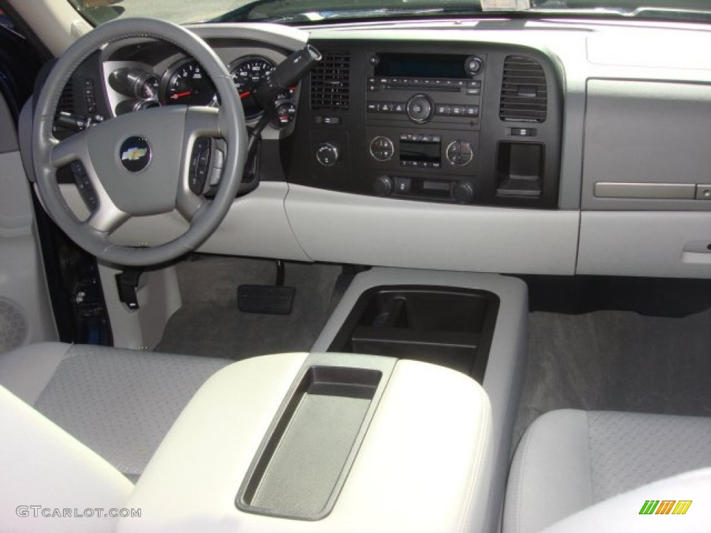 2012 Silverado 1500 LT Crew Cab 4x4 - Imperial Blue Metallic / Light Titanium/Dark Titanium photo #14