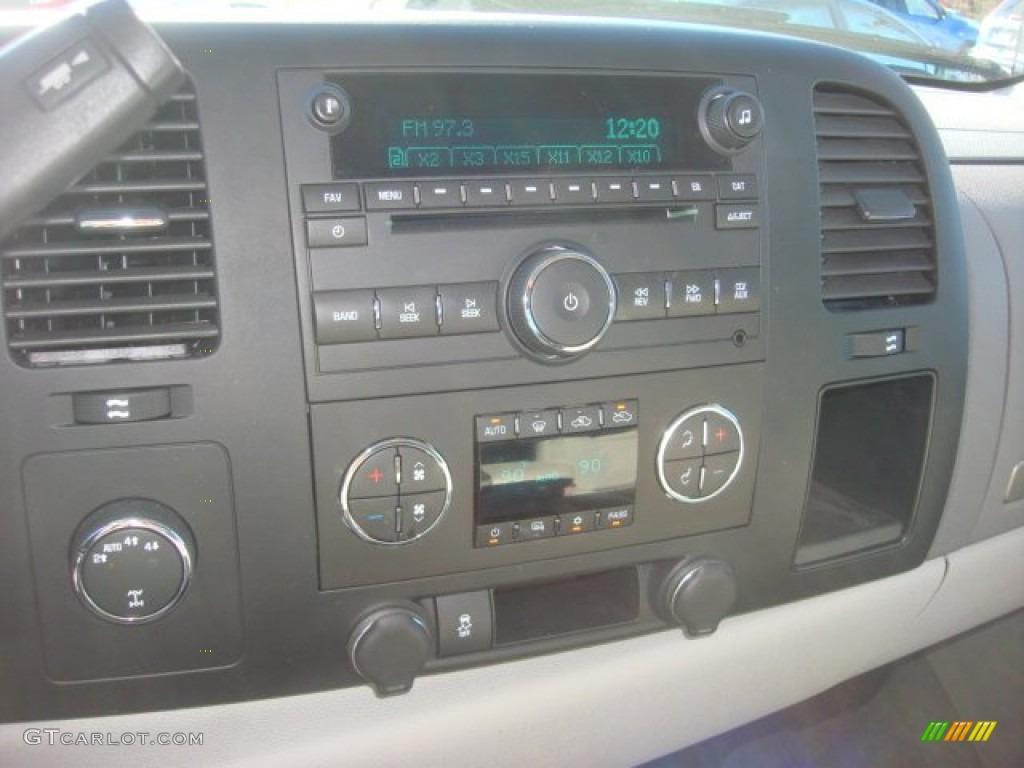 2012 Silverado 1500 LT Crew Cab 4x4 - Imperial Blue Metallic / Light Titanium/Dark Titanium photo #17