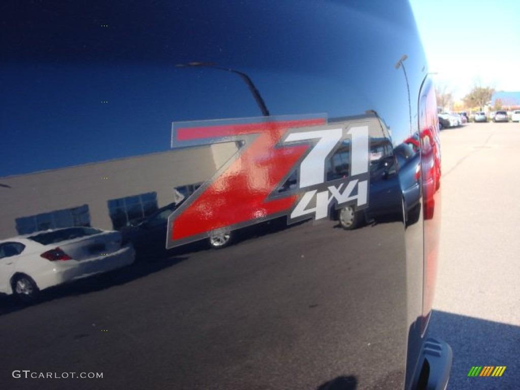 2012 Silverado 1500 LT Crew Cab 4x4 - Imperial Blue Metallic / Light Titanium/Dark Titanium photo #27