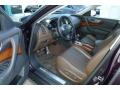 2011 Infiniti FX Java Interior Interior Photo