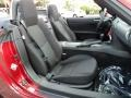 Black Front Seat Photo for 2009 Mazda MX-5 Miata #89700036
