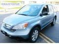 2009 Glacier Blue Metallic Honda CR-V EX 4WD  photo #1