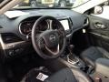 Morocco - Black 2014 Jeep Cherokee Interiors