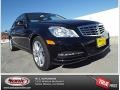 Black 2014 Mercedes-Benz C 250 Luxury